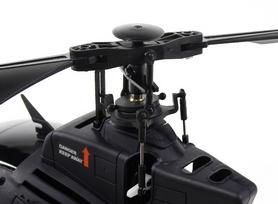 Фото 4 к товару Вертолет радиоуправляемый 4-к Fei Lun MD-500 черный