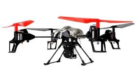 Фото 3 к товару Квадрокоптер радиоуправляемый WL Toys V979 Spray водяная пушка