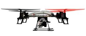 Фото 4 к товару Квадрокоптер радиоуправляемый WL Toys V979 Spray водяная пушка