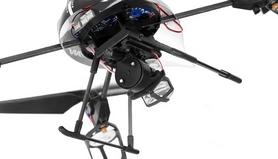 Фото 5 к товару Квадрокоптер радиоуправляемый WL Toys V979 Spray водяная пушка