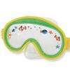 Маска для плавания детская Intex 55911 зеленая - фото 1