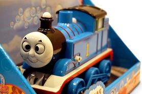 Фото 2 к товару Паровозик Thomas Bubble Train по производству мыльных пузырей