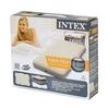 Матрас надувной полуторный Intex 64702 (137х191х25 см) - фото 3