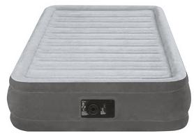 Фото 2 к товару Кровать надувная односпальная Intex 67766 (99х191х33 см)
