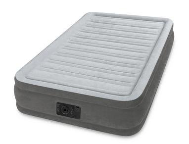 Кровать надувная полуторная Intex 67768 (137х191х33 см)