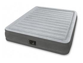 Кровать надувная двуспальная Intex 67770 (152х203х33 см)