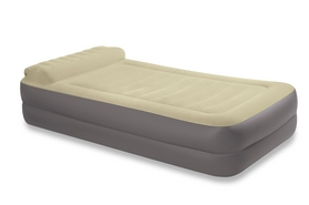 Фото 2 к товару Кровать надувная односпальная Intex 67776 (99х191х47 см)
