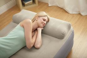 Фото 4 к товару Кровать надувная односпальная Intex 67776 (99х191х47 см)