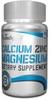 Комплекс минералов BioTech USA Calcium Magnesium Zinc (100 таблеток) - фото 1