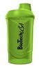 Шейкер BioTech USA Wave 600 мл зеленый - фото 1