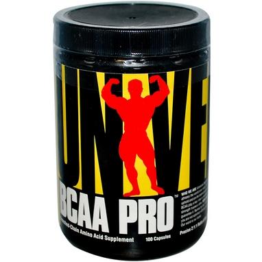 Аминокомплекс Universal Nutrition BCAA Pro (100 капсул)