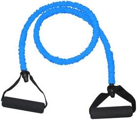Эспандер для фитнеса трубчатый Rising синий