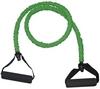 Эспандер для фитнеса трубчатый Rising зеленый - фото 1