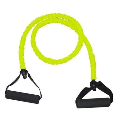 Эспандер для фитнеса трубчатый Rising желтый