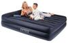 Кровать надувная двуспальная Intex 66720 (157х203х47 см) - фото 2
