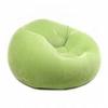 Кресло надувное Intex 68569 (107х104х69 см) зеленое - фото 1