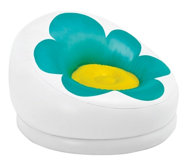 Кресло надувное детское Intex  68574 (102х99х64 см) зеленое