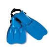 Ласты для плавания с открытой пяткой Intex 55930 синие - фото 1