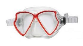 Маска для плавания Intex 55980 красная