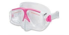 Маска для плавания Intex 55975 розовая