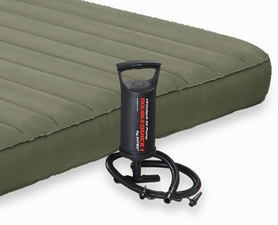 Фото 2 к товару Матрас надувной односпальный Intex  68711 (76х191х15 см)
