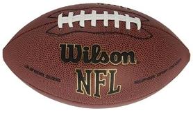 Фото 1 к товару Мяч для американского футбола Wilson NFL (реплика)