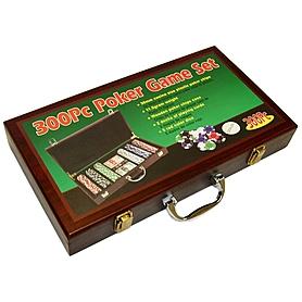 Фото 2 к товару Набор для игры в покер, 300 фишек