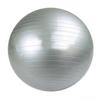 Мяч для фитнеса (фитбол) 75 см серый - фото 1