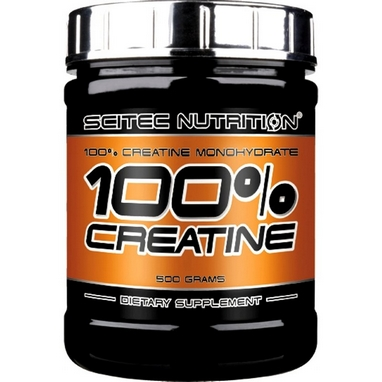 Креатин Scitec Nutrition Creatine 500 г
