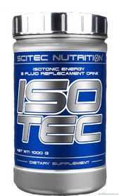 Специальные продукты Scitec Nutrition IsoTec 1000 г
