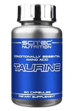 Аминокомплекс Scitec Nutrition Taurine (90 капсул)
