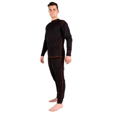 Комплект термобелья DAM Thermo-Lite Underwear черный