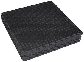 Мат под тренажер Rising EM3029-32 (32х32 см)