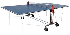 Стол теннисный складной всепогодный Donic Outdoor Roller Fun blue