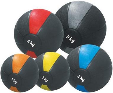 Мяч медицинский (медбол) Rising 4 кг