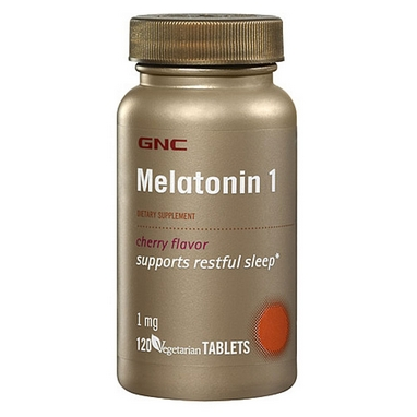 Комплекс витаминов Form Labs GNC Melatonin 1 (120 капсул)