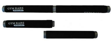 Палка гимнастическая (бодибар) разборная Pro Supra Weighted Gym Bars FI-940 (4LB)