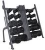 Подставка (стойка) для фитнес штанг Diadora RK5401C - фото 1