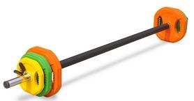 Штанга наборная для фитнеса York FI-4247 20 кг