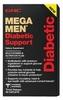 Комплекс витаминов и минералов GNC Mega Men Diabetic Support (90 капсул) - фото 1