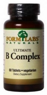 Комплекс витаминов Form Labs Ultimate B-Complex (90 капсул)