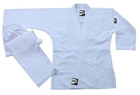 Распродажа*! Кимоно для дзюдо Green Hill JBS - 140 см