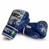 Перчатки боксерские Green Hill 007 синие - фото 1