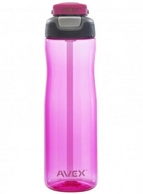 Фото 1 к товару Бутылка спортивная Avex 71883 Wells 750 мл розовая