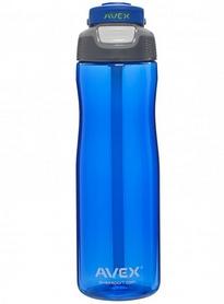 Бутылка спортивная Avex 71884 Wells 750 мл синяя