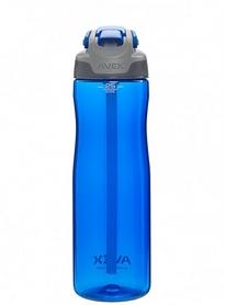 Фото 3 к товару Бутылка спортивная Avex 71884 Wells 750 мл синяя