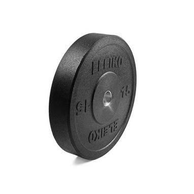 Диск обрезиненный олимпийский 15 кг Eleiko - 51 мм