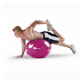 Фото 2 к товару Мяч для фитнеса (фитбол) ProForm 65 см розовый