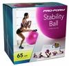 Мяч для фитнеса (фитбол) ProForm 65 см розовый - фото 4