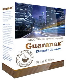 Энергетик Olimp Nutrition Guaranax (60 капсул)